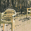 Lawn Chairs by Donald Maier