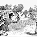 Lawn Tennis, 1883 by Granger