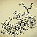 Lawnmower Tricycle Patent by Bill Cannon