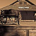 Laws Ca Historic Depot by Tony and Kristi Middleton
