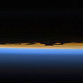 Layers Of Earths Atmosphere by Stocktrek Images