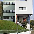 Le Corbusier Building Stuttgart Weissenhof by Matthias Hauser