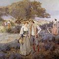 Le Retour De Cythere by William Lee