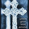 Lead Me To The Cross With Lyrics by Angelina Vick
