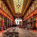 Leadenhall Market Interior by Svetlana Sewell