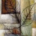 Leaf Whisper 2 by Leon Zernitsky
