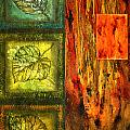 Leaf Whisper 3 by Leon Zernitsky