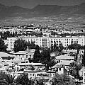 Ledra Palace Hotel Border Crossing Point In Nicosia Lefkosia Republic Of Cyprus by Joe Fox