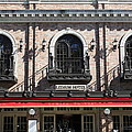 Ledson Hotel - Downtown Sonoma California - 5d19271 by Wingsdomain Art and Photography