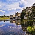 Leeds Castle Kent England by Jon Berghoff