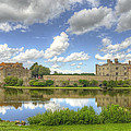 Leeds Castle Reflected by Chris Thaxter
