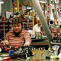 Lego Construction by Volker Steger