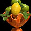 Lemon And Grannies by Bruce Carpenter
