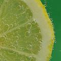 Lemon Slice Soda 1 by John Brueske