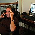 Len Calling 2009 by Glenn Bautista