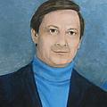 Len In 1981 by Tanya Petruk