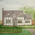 Leominster Cottage by Mark Dermody