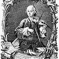 Leopold Mozart (1719-1787) by Granger