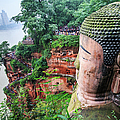Leshan Giant Buddha by Feng Wei Photography
