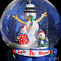 Let It Snow by Christine Till