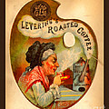 Levering's Roasted Coffee by Anne Kitzman