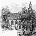 Leyden: University by Granger