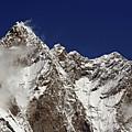 Lhotse And Lhotse Sar by Pal Teravagimov Photography