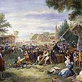 Liberty Pole, 1776 by Granger