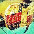 Licensed Pig by Olivier Calas