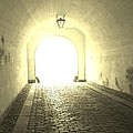 Light At The End Of The Tunnel by Sophie Vigneault