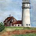 Light House by Clara Sue Beym