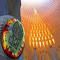 Light In The Sagrada Familia by Colleen Rugg