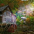 Light On The Mill by Randall Branham