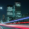 Light Trails On The Street In Tokyo by >>>>sample Image>>>>>>>>>>>>>>