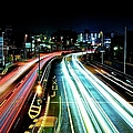 Light Trails by Photo by ball1515