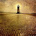 Lighthouse Grunge by Mal Bray
