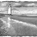 Lighthouse Reflected by Mal Bray
