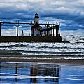 Lighthouse Reflections by Scott Wood