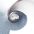 Lighthouse Spiral Staircase by Methune Hively