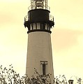 Lighthouse Tranquility by Athena Mckinzie