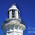 Lighthouse Turret by Kaye Menner