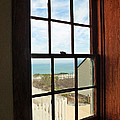 Lighthouse Window by Methune Hively