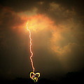 Lightning Strikes The Heart by Trish Tritz