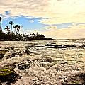 Lihue Splash by Artistic Photos