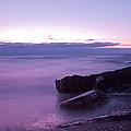Lilac Beach by Christoffer Rathjen