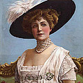 Lillian Russell On Cover by Steve K