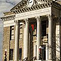 Limestone County Courthouse Alabama by Kathy Clark