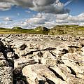 Limestone Pavements At Malham by Chris Frost