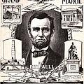 Lincoln Centennial, C1909 by Granger
