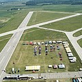 Lincoln Il Airport by Thomas Woolworth
